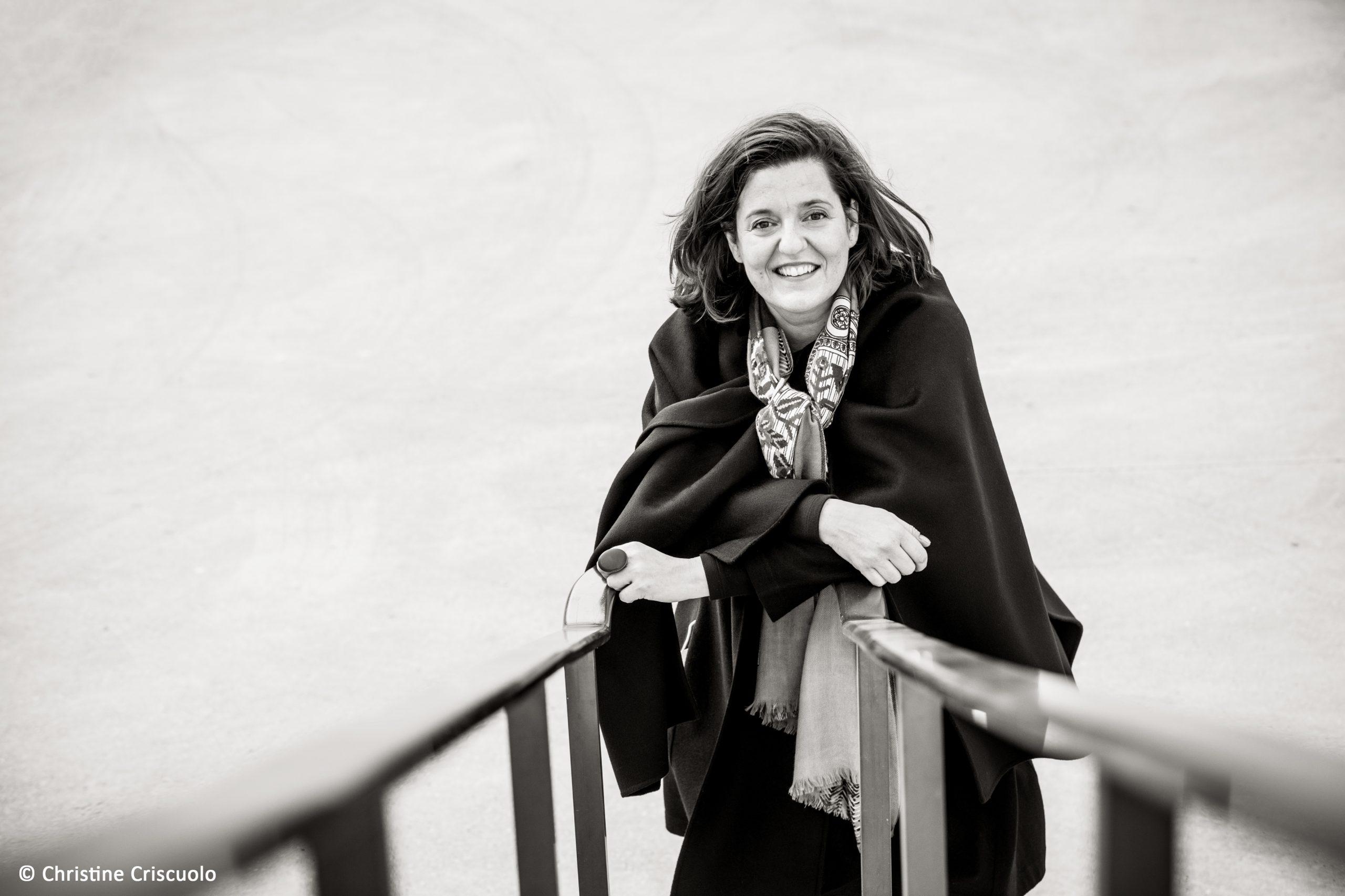 Anne Santa Maria - ©Christine Criscuolo